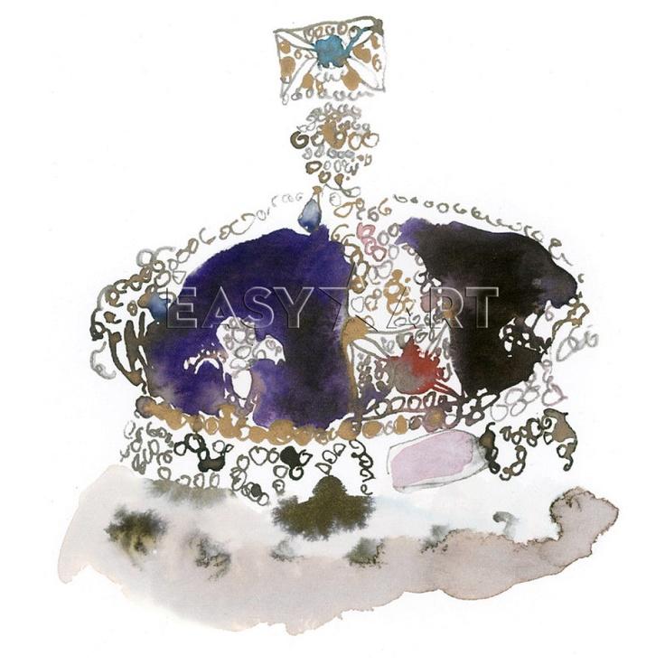 Purple Crown Clipart Purple Crown Clip Art