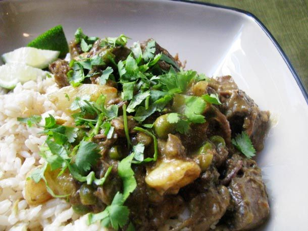 Goat Curry from Serious Eats. http://punchfork.com/recipe/Goat-Curry ...
