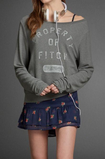 Kelly Drapey Sweatshirt