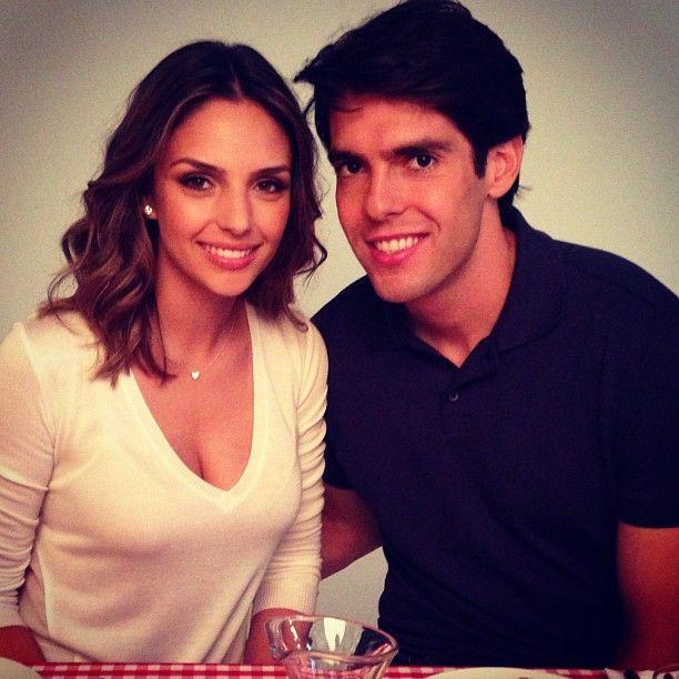 Caroline Celico And Kaka