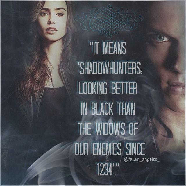 Quotes From Mortal Instruments City Of Bones City of bones :...