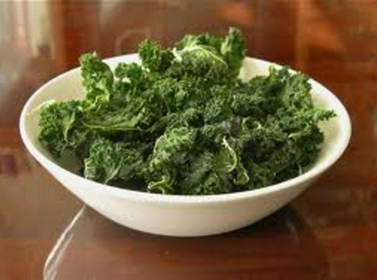 Baked Parmesan Kale Chips Skinnytaste | Share The Knownledge
