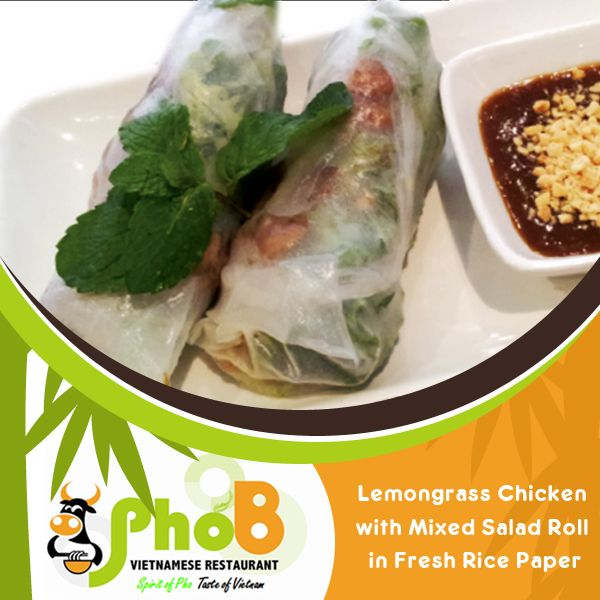 Pin by PhoB Vietnamese Restaurant on PhoB Vietnamese Restaurant | Pin ...