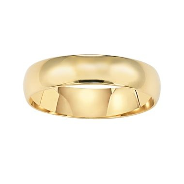 mens wedding ring 14k gold jcpenney for the boy With jcpenney wedding rings men
