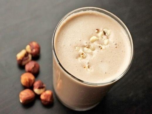 Nutella Eggnog | 《Nutella Deliciousness》 | Pinterest