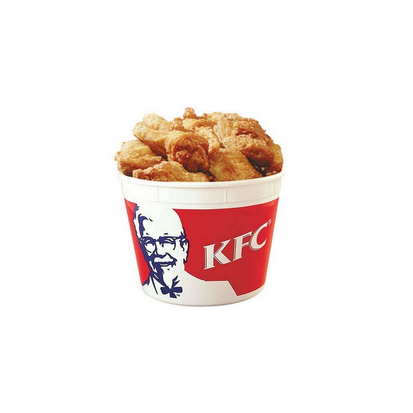 KFC Coupon $3 off 12-Piece Meal ❤ liked on Polyvore