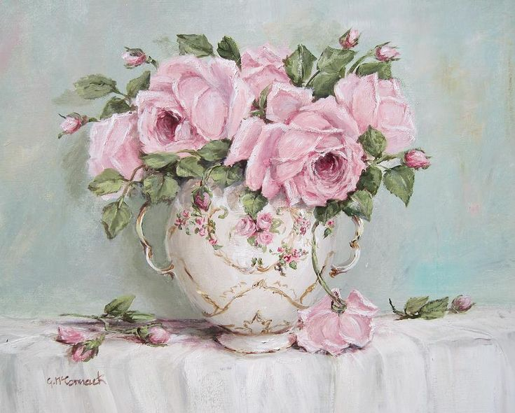 Google Image Результат для http://images.fineartamerica.com/images-medium-large/1-pink-display-of-roses-gail-mccormack.jpg
