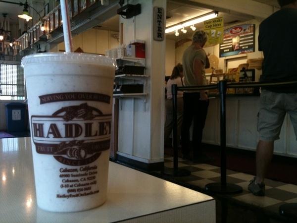 Hadley's+Date+Shake+Recipe Hadley's DATE MILKSHAKE (including lactose ...