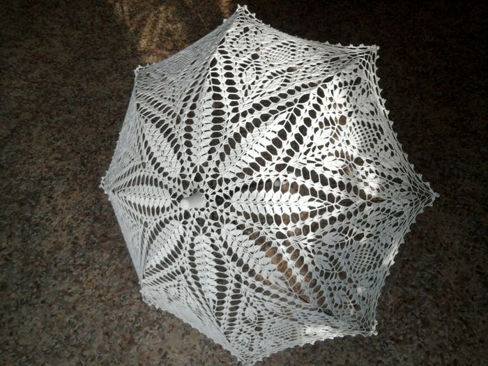 crochet umbrella Crochet Pinterest