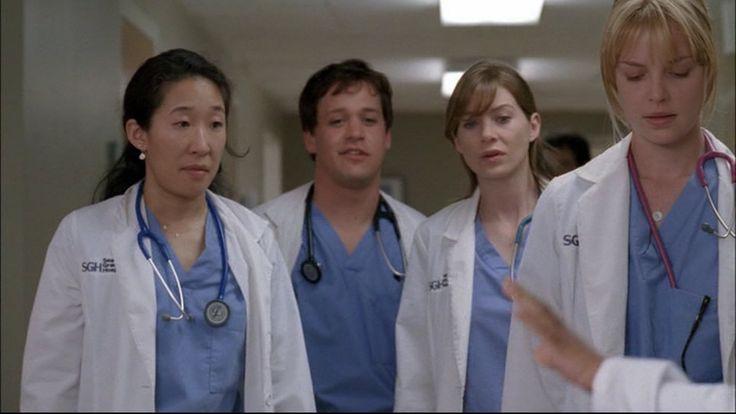 Grey s anatomy latest episode 1x01 a hard day night greys anatomy