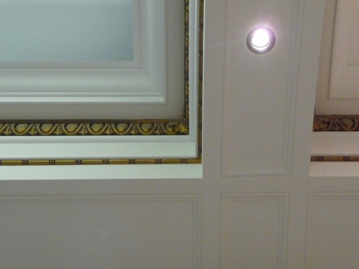 Coffered Ceiling Detail Amazing Spaces Pinterest