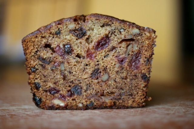 Persimmon Fruit and Nut Bread | Food-Bread | Pinterest