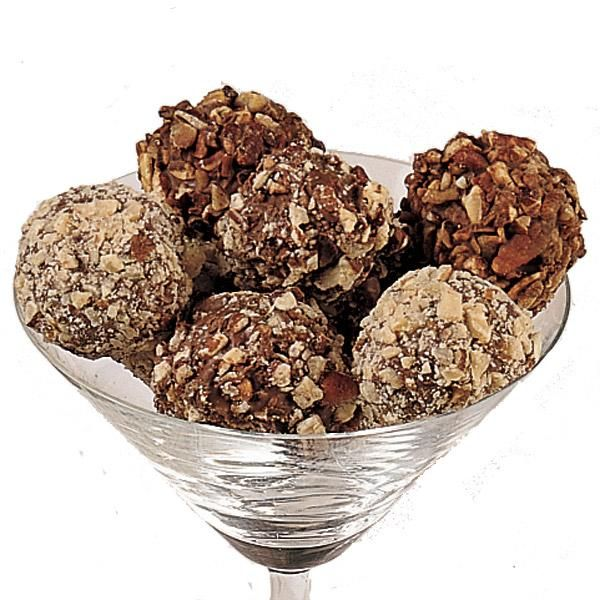 Toffee Truffles | Recipe