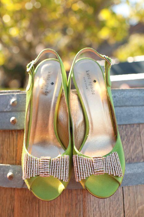 Kate Spade shoes, shot by Carlie Statsky