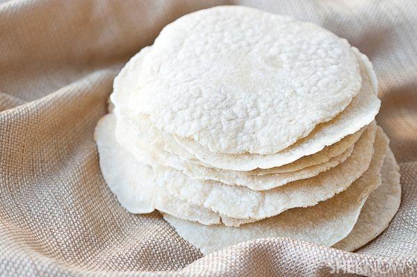How to make corn tortillas from scratch | good eats | Pinterest