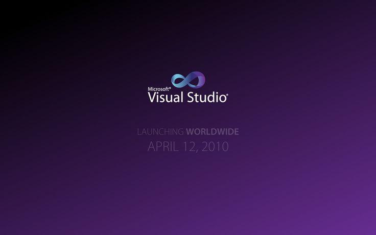 Visual Studio 2010 Wallpaper