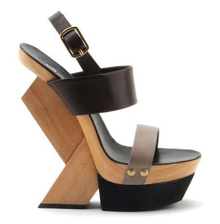 SHOES OF THE DAY: Abstract by United Nude http://www.shoera.com/2010/12/20/shoes-of-the-day-abstract-by-united-nude/