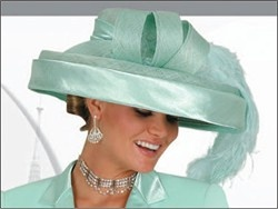 Fashion Hats for Women. Minty
