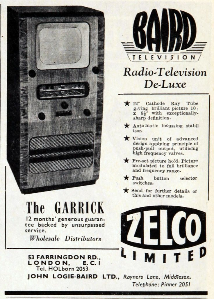 the development of radio and television in america Radio fever 46g radio fever commercial radio in america had humble this brief page gives you a wonderful overview of the importance of rca in the development.