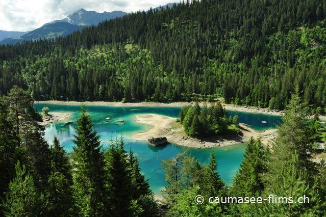 Flims Switzerland  city photo : Cauma sea, Flims, Switzerland | PLACES I´d LIKE TO GO | Pinterest