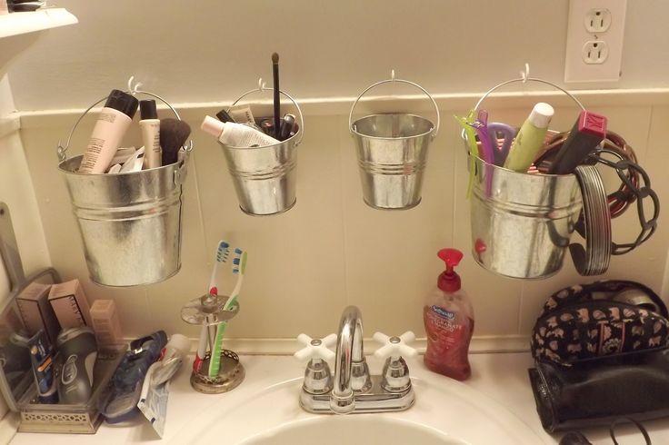 bathroom organization bathroom ideas pinterest