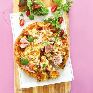 Low Carb Pizza Panini Recipes — Dishmaps
