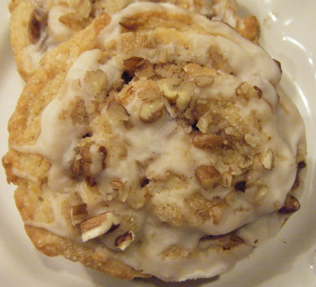 Cinnamon Roll Scones | Breads To Make | Pinterest