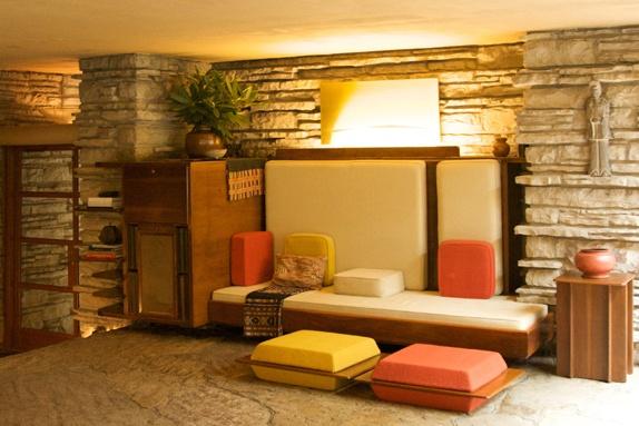 Frank Lloyd Wright Interior Design Furniture ~ Frank lloyd wright furniture design cnc