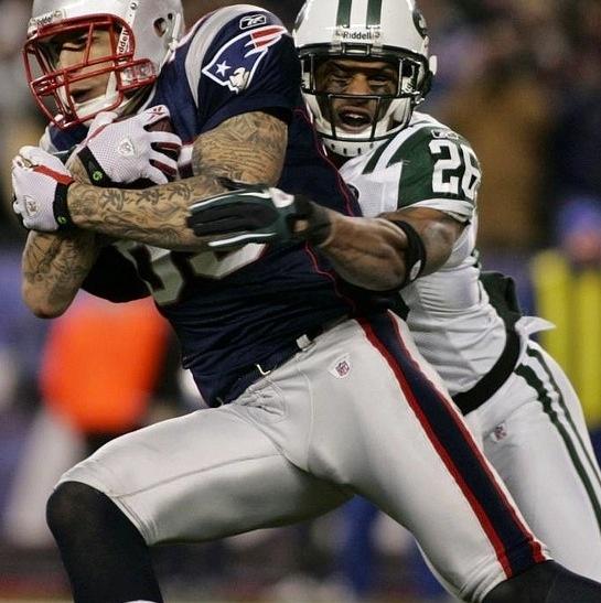 Aaron Hernandez, Patriots