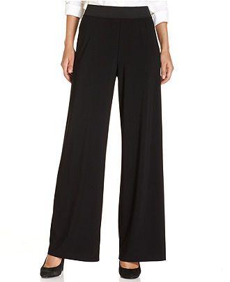 Alfani wide leg trousers pants women macy s
