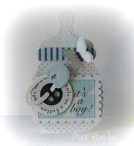baby bottle invitation template .