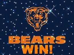Bears WIN!!!