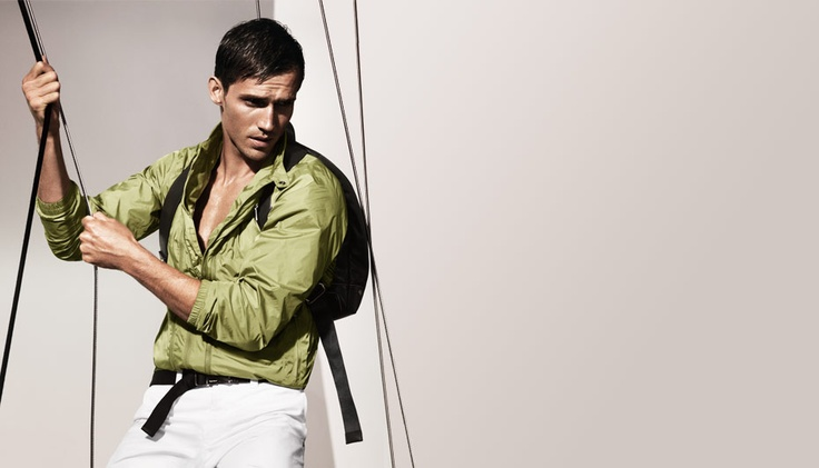 Zegna Sport - Spring 2012 collection!