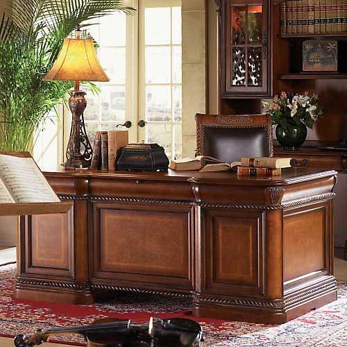 Aspen Home Napa Executive Desk   Law office design   Pinterest