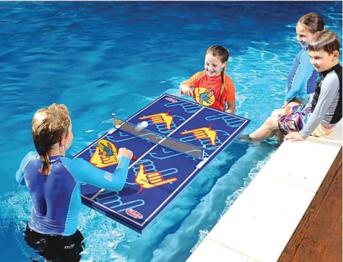 cool pool toy pool side pinterest. Black Bedroom Furniture Sets. Home Design Ideas