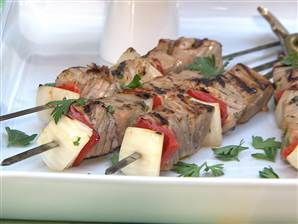 Grilling great fish: Tuna kebabs, fish fillets, more Fish in the foil ...