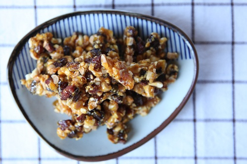 Shannah Evans. Bacon peanut brittle. you need to make this for Jeremy