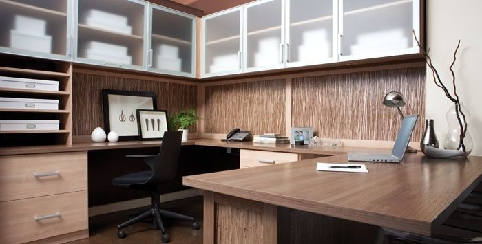 Home Office Makes A Small Space Spacious Inspiration For Scott S Home