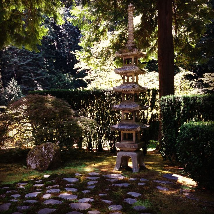 Japanese Garden Portland Or Favorite Places Spaces