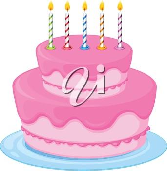 Cake Clip Art Pink : pink birthday cake clip art Pinterest