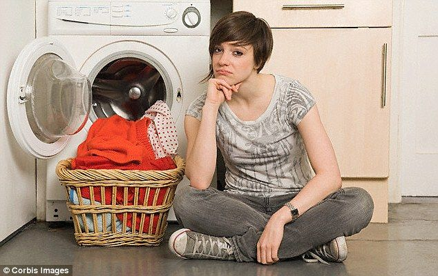 Laundry washed at 40c has only 14 fewer germs - Wrong wash clothesdegrees ...