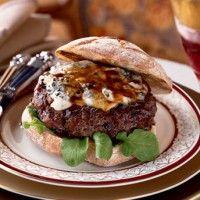 The BA Burger Deluxe - Bon Appétit