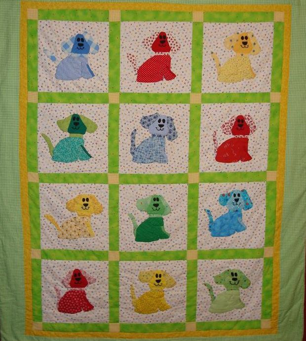 Free Quilt Patterns From Pinterest : Free Baby Quilt Pattern Quilts Pinterest