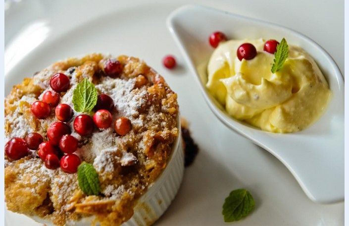Apple pudding recipe (in Latvian) | ☕ Cuisine: Baltic, Russian ...