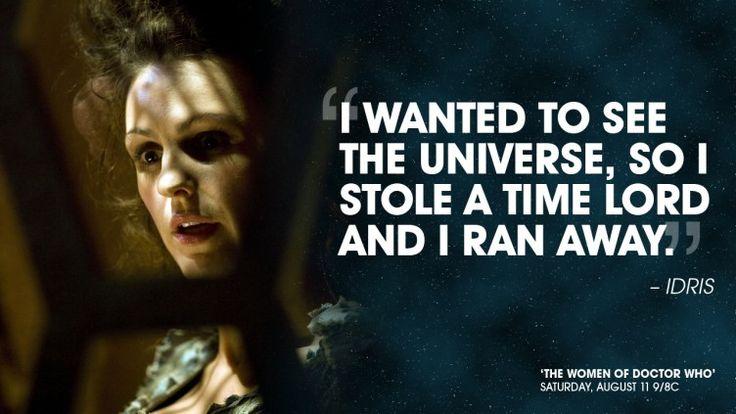 Idris TARDIS