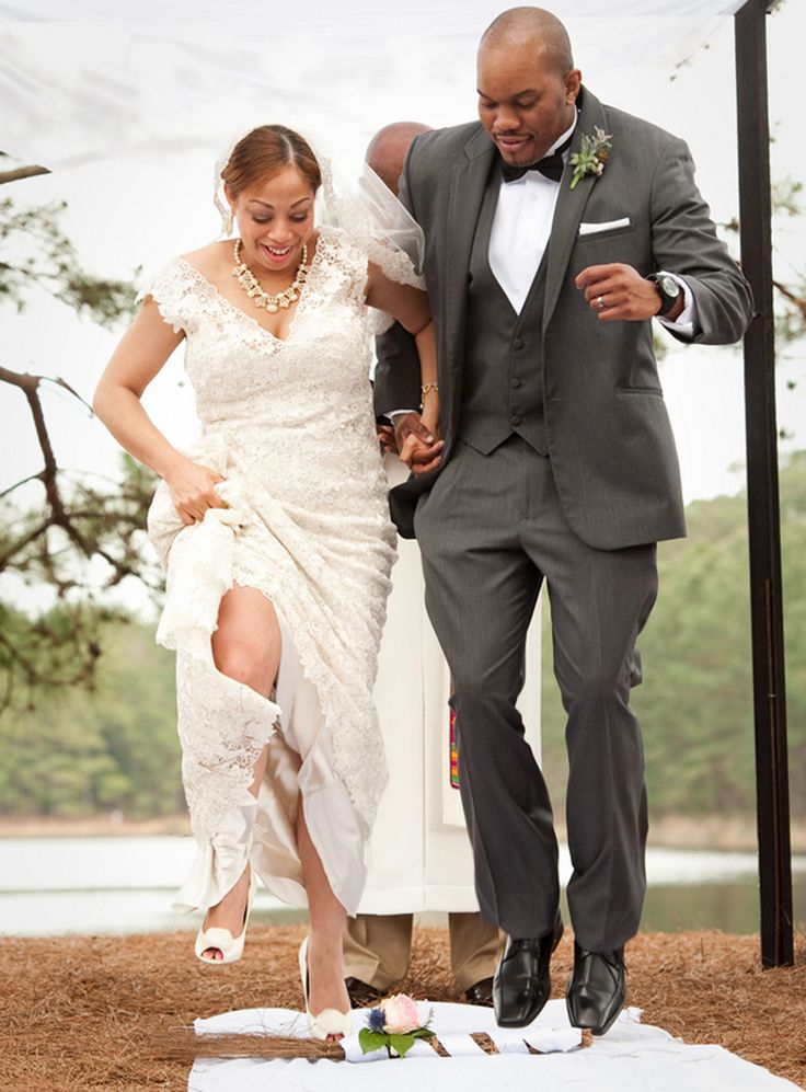 How The Jumping The Broom Ceremony Works Howstuffworks | New Style for ...