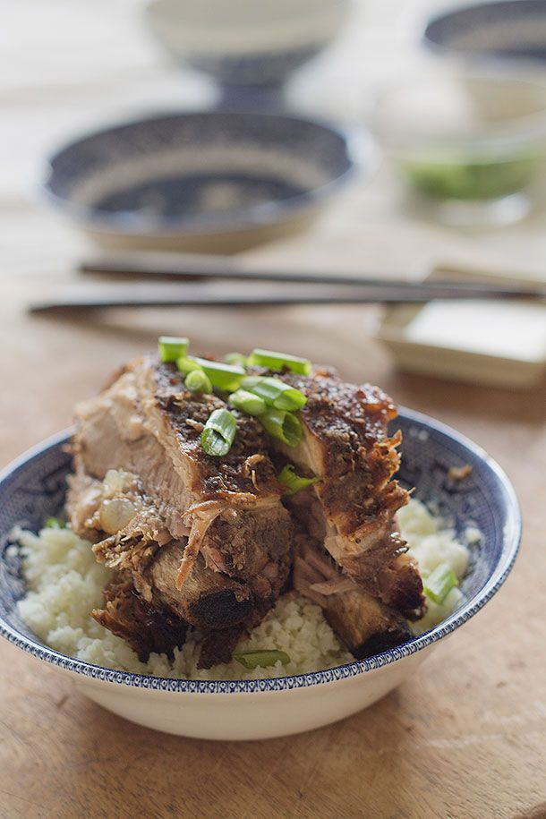 Slow Cooker Chinese Spare Ribs | Paleo Paleo Paleo | Pinterest