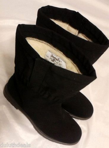 Rohde women s mid calf boots size 6 made in germany ebay