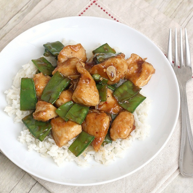Lighter General Tso's Chicken | Asian Persuasion | Pinterest