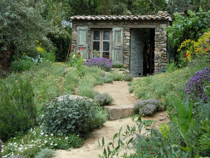 French country garden google search in the garden for Country garden designs landscaping